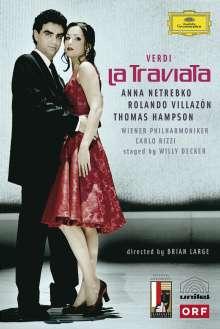 Giuseppe Verdi (1813-1901): La Traviata, DVD