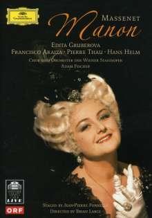 Jules Massenet (1842-1912): Manon, DVD