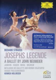 Richard Strauss (1864-1949): Josephslegende op.63, DVD