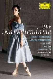 Ballett der Hamburger Staatsoper:Die Kameliendame (Chopin), DVD