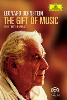 Leonard Bernstein - The Gift of Music, DVD
