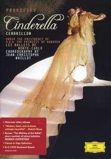 Les Ballets de Monte-Carlo - Cinderella (Prokofieff), 2 DVDs