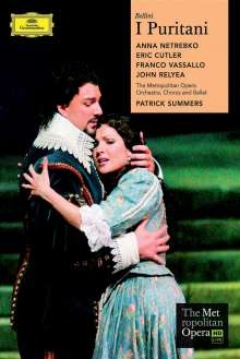Vincenzo Bellini (1801-1835): I Puritani, 2 DVDs
