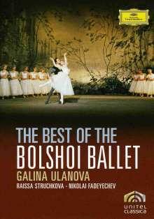 The Bolshoi Ballet - Best of, DVD