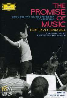 Gustavo Dudamel - The Promise Of Music, DVD
