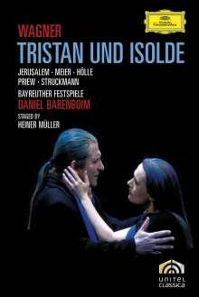 Richard Wagner (1813-1883): Tristan und Isolde, 2 DVDs