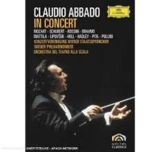 Claudio Abbado in Concert, 2 DVDs