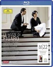 Wolfgang Amadeus Mozart (1756-1791): Die Hochzeit des Figaro, Blu-ray Disc
