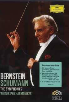 Leonard Bernstein dirigiert Schumann, DVD