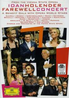 From the Vienna State Opera - Farewell Concert, 2 DVDs