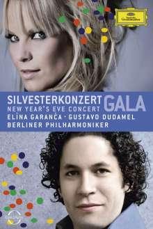 Silvesterkonzert in Berlin 31.12.2010, DVD