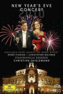 Silvesterkonzert in Dresden 31.12.2010, DVD