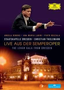 Silvesterkonzert in Dresden 31.12.2011, DVD