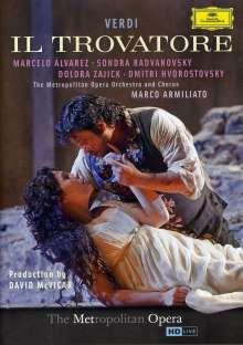 Giuseppe Verdi (1813-1901): Il Trovatore, DVD