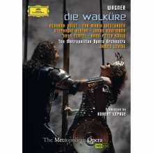 Richard Wagner (1813-1883): Die Walküre, 2 DVDs