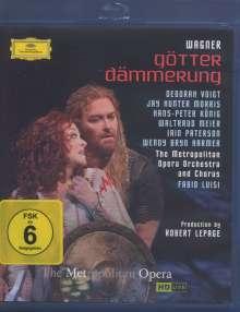 Richard Wagner (1813-1883): Götterdämmerung, Blu-ray Disc