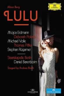 Alban Berg (1885-1935): Lulu, DVD