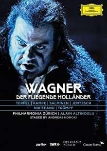 Richard Wagner (1813-1883): Der Fliegende Holländer, DVD