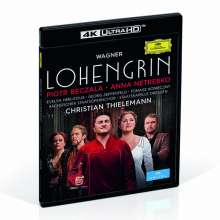 Richard Wagner (1813-1883): Lohengrin (4K Ultra HD), Ultra HD Blu-ray