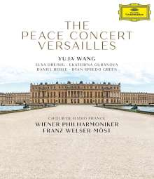 Wiener Philharmoniker - The Peace Concert Versailles, Blu-ray Disc