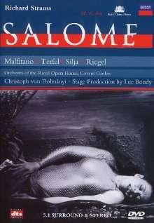 Richard Strauss (1864-1949): Salome, DVD