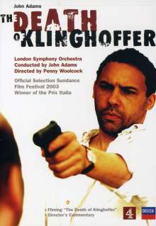 John Adams (geb. 1947): The Death of Klinghoffer (Opernverfilmung), DVD