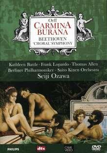 Carl Orff (1895-1982): Carmina Burana, DVD