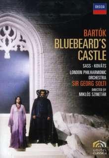 Bela Bartok (1881-1945): Herzog Blaubarts Burg, DVD