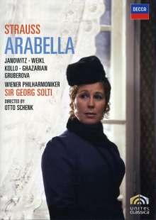 Richard Strauss (1864-1949): Arabella, 2 DVDs