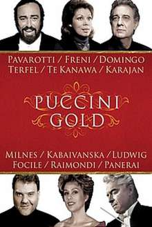 Puccini Gold (DVD-Version), DVD