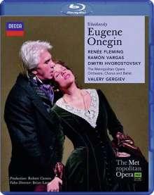 Peter Iljitsch Tschaikowsky (1840-1893): Eugen Onegin, Blu-ray Disc