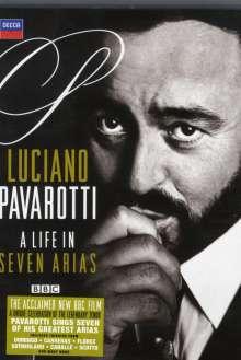 Luciano Pavarotti - A Live in Seven Arias, DVD