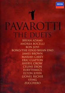 Eric Clapton: Best Of Pavarotti & Friends - The Duets, DVD