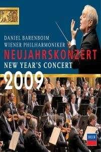 Das Neujahrskonzert Wien 2009, Blu-ray Disc