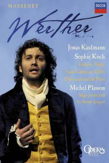 Jules Massenet (1842-1912): Werther, 2 DVDs