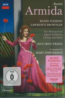 Gioacchino Rossini (1792-1868): Armida, 2 DVDs