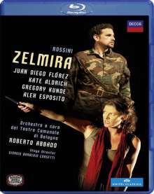 Gioacchino Rossini (1792-1868): Zelmira, Blu-ray Disc