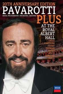 Luciano Pavarotti - Pavarotti Plus, DVD