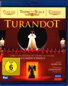 Giacomo Puccini (1858-1924): Turandot, Blu-ray Disc