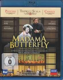 Giacomo Puccini (1858-1924): Madama Butterfly (Original-Version von 1904), Blu-ray Disc