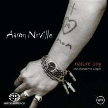 Aaron Neville: Nature Boy - The Standards Album, SACD