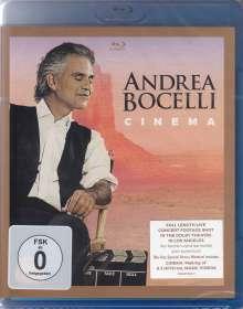 Andrea Bocelli: Cinema (Special Edition), Blu-ray Disc