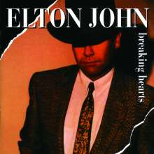 Elton John: Breaking Hearts, CD