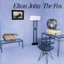 Elton John (geb. 1947): The Fox, CD