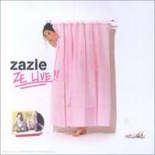 Zazie: Ze Live!!: Artwork 3, 2 CDs