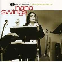 Nana Mouskouri: Nana Swings - Live At Jazzopen Festival 2002, CD
