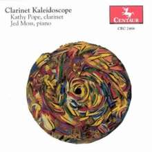 Catherine Pope,Klarinette, CD