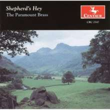 Paramount Brass - Shepherd's Hey, CD