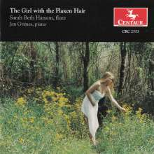 Sarah Beth Hanson - The Girl with the Flaxen Hair, CD