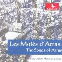 Les Motes d'Arras (13.Jh.), CD